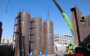 1300 BBL Storage Tank