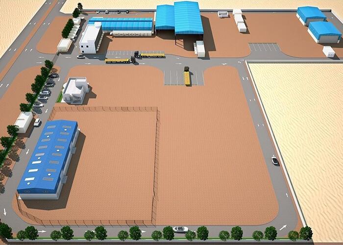 Yard & Storage Facilities